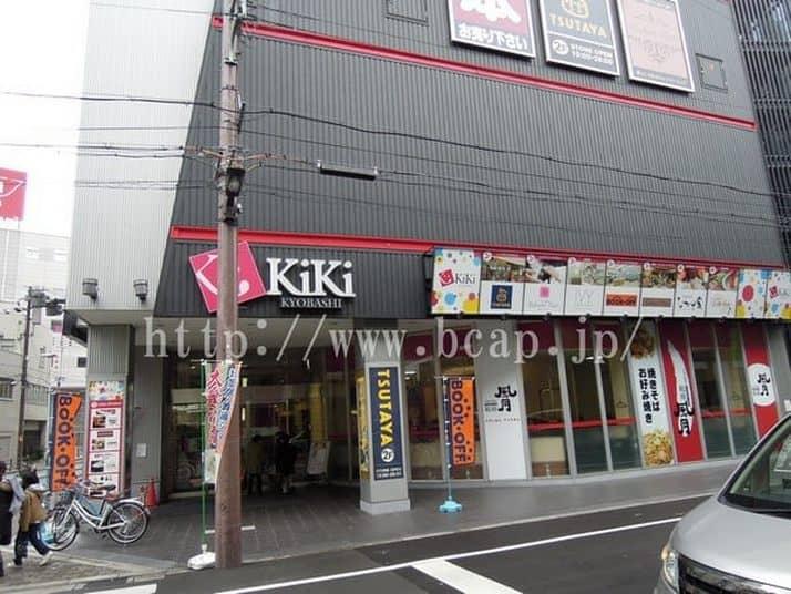 たかの友梨京橋店の店舗外観