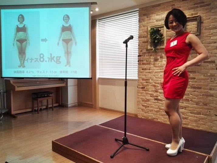 メディカルダイエットコンテスト2016 宮坂桃子さん