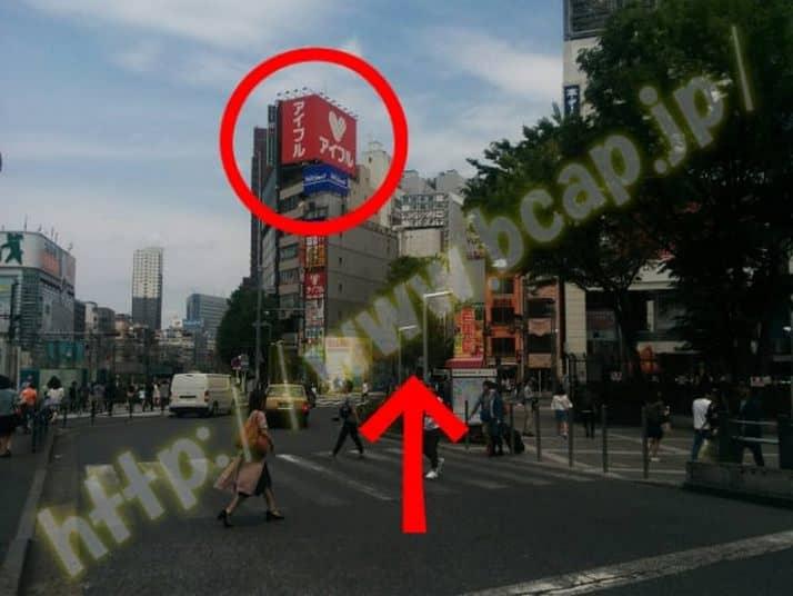 ヴィトゥレ新宿靖国通り店のアクセス方法6