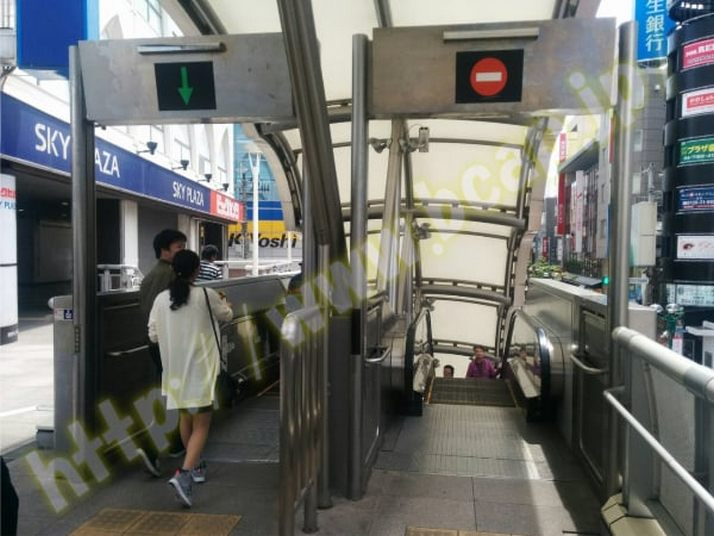 D.D.Labo柏店のアクセス方法-3-2