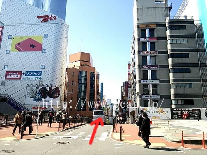 D.D.labo横浜店のアクセス方法6