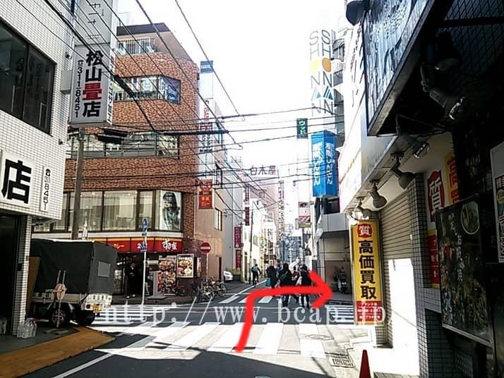 D.D.labo横浜店のアクセス方法8